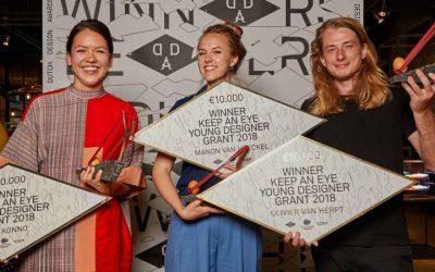 Dutch Design Awards Night bij Kazerne