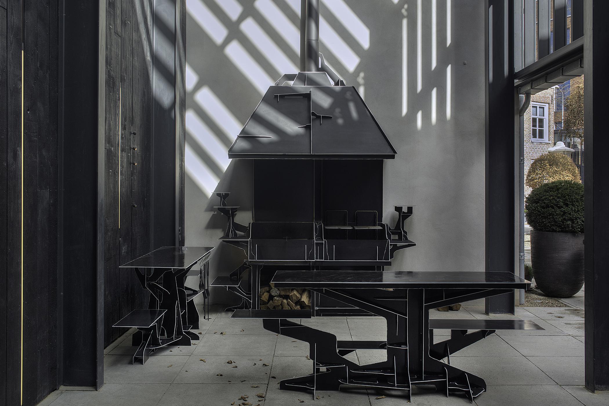 Kazerne BBQ by Joost Van Bleiswijk, Image by Patrick Meis