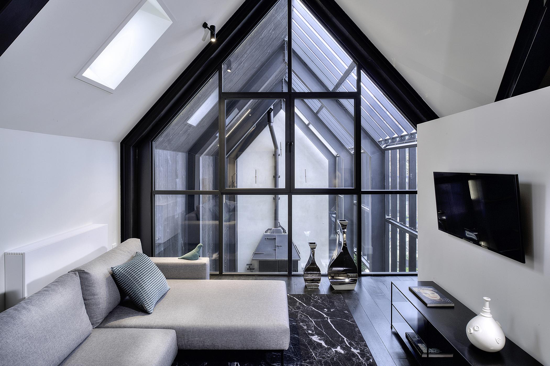 Kazerne Paljas Loft Living Image Patrick Meis