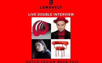 Interview Fabio Novembre and Lara Bohinc
