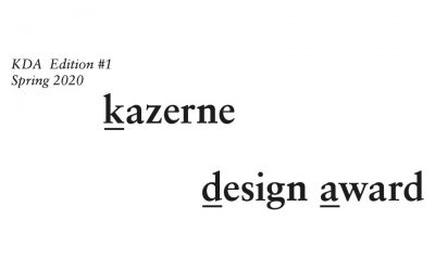 Kazerne Design Award