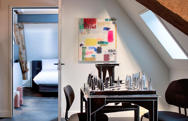 Kazerne Penthouse Loft