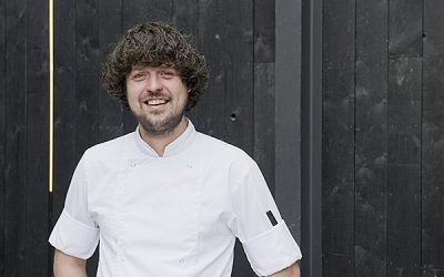 Nieuwe chef Benz at Kazerne